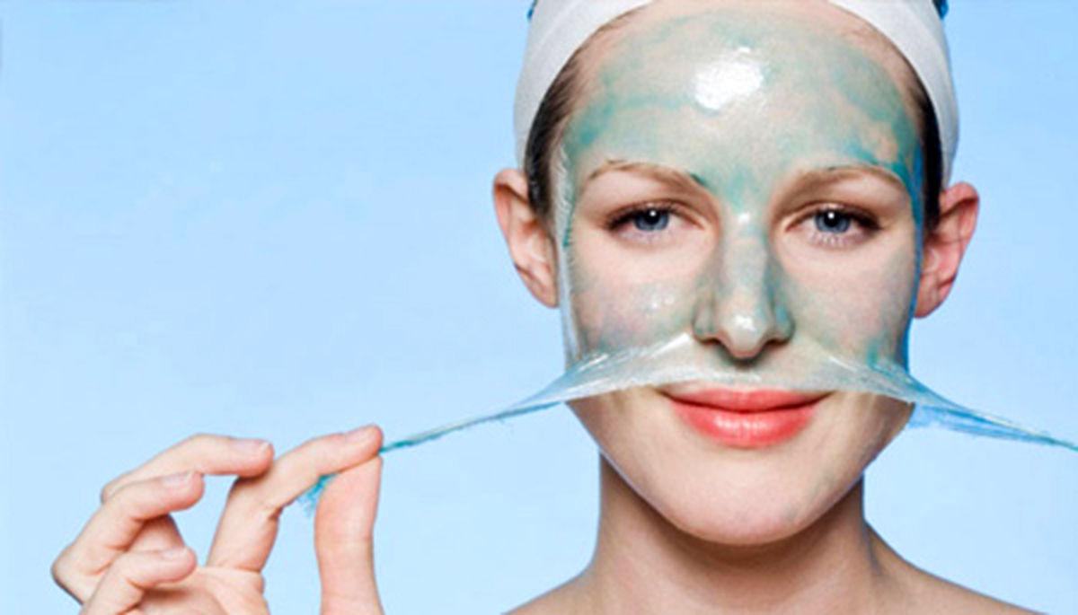 طرز تهیه انواع ماسک ژلاتین برای صورت