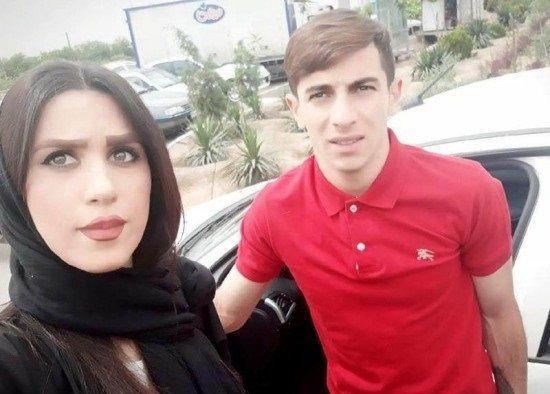ماجرای ازدواج فرشاد احمدزاده بازیکن پرسپولیس + تصاویر جدید