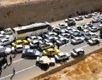 ترافیک پرحجم و روان در مرزهای چهارگانه