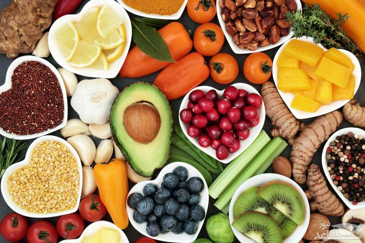 این ۹ میوه را بخورید و به سرعت لاغر شوید