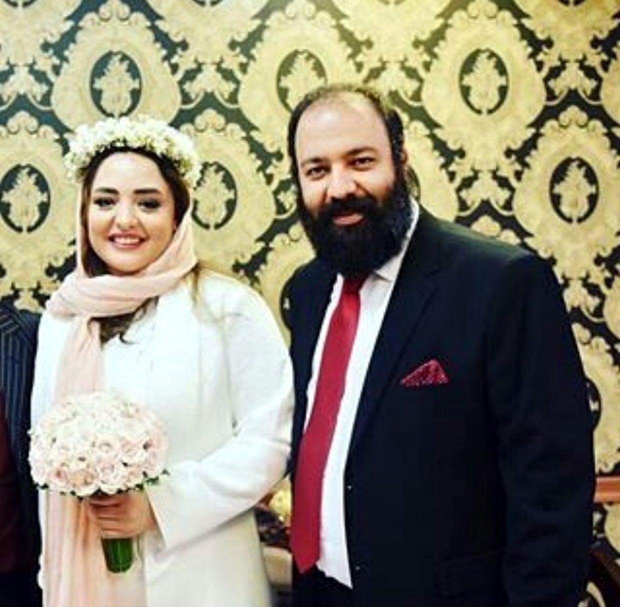 عکس های جدید عروسی نرگس محمدی | تصاویر جدید از مراسم ازدواج علی ...
