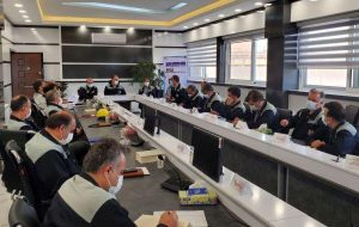 هم افزایی ارکان شرکت ذوبآهن اصفهان، در مسیر ارزش آفرینی