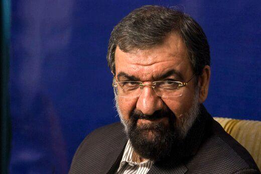 توئیت جنجالی محسن رضایی خطاب به نمایندگان مجلس