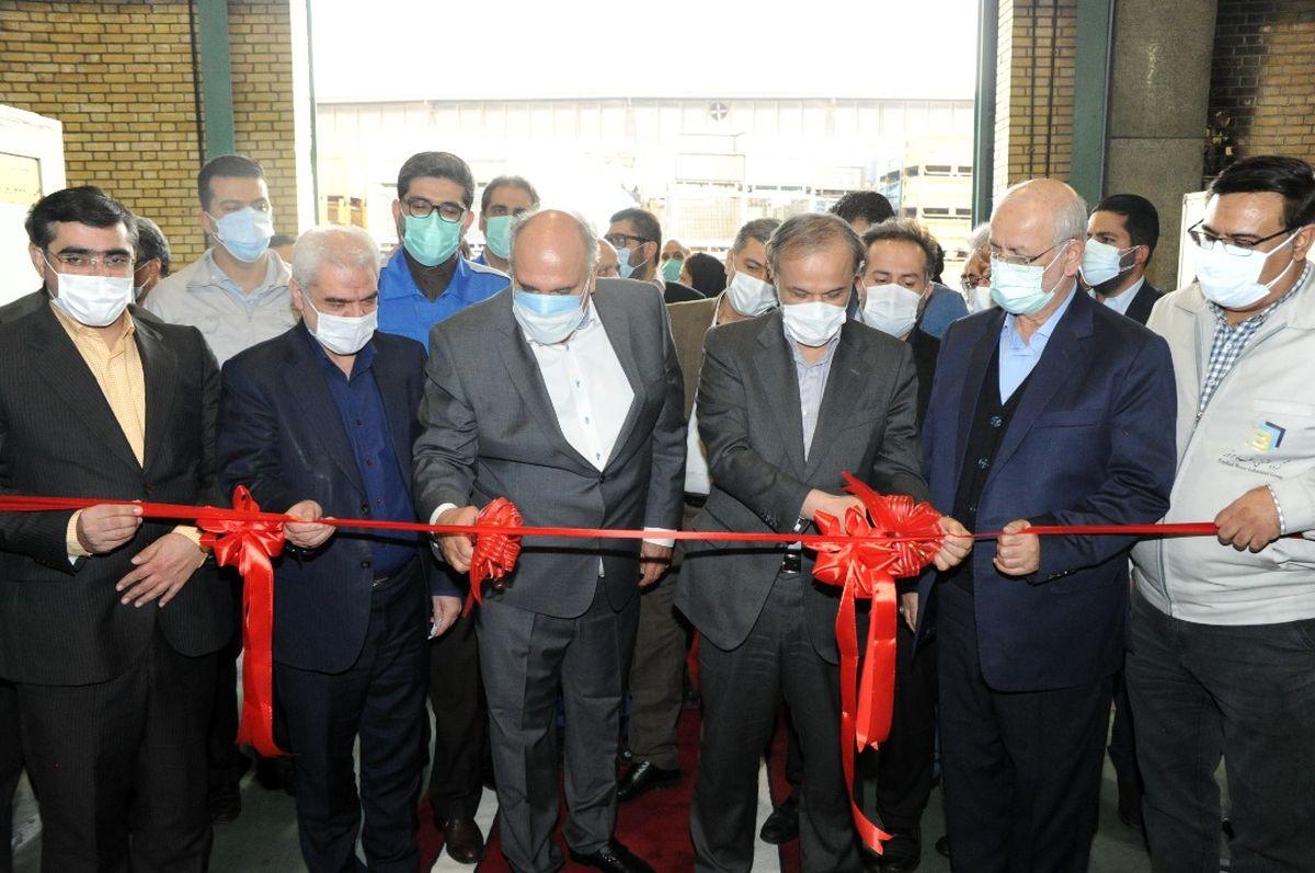 افتتاح پروژه های خودکفایی قطعات «تارا»