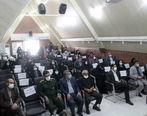 برگزاری همایش نقش زنان در دفاع مقدس در منطقه آزاد انزلی