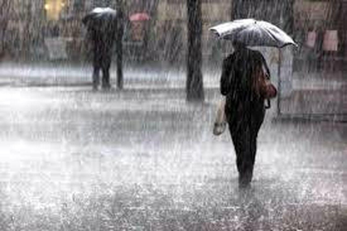 وضعیت بارش ها در هفته پیش رو + جزئیات
