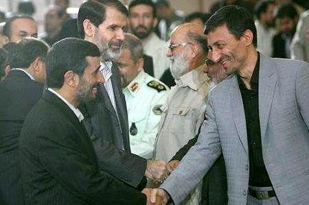 دفتر احمدی نژاد را پلمپ کنید!