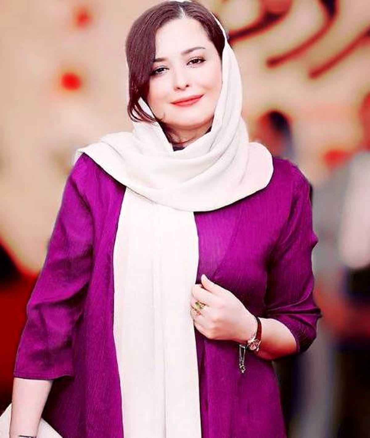 لباس خاص مهراوه شریفی نیا   عکس