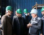 بازدید رئیس کل دادگستری استان کرمان از منطقه ویژه اقتصادی سیرجان