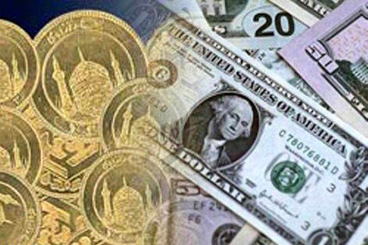 اخرین قیمت طلا ، سکه و ارز در بازار   شنبه 98/10/28