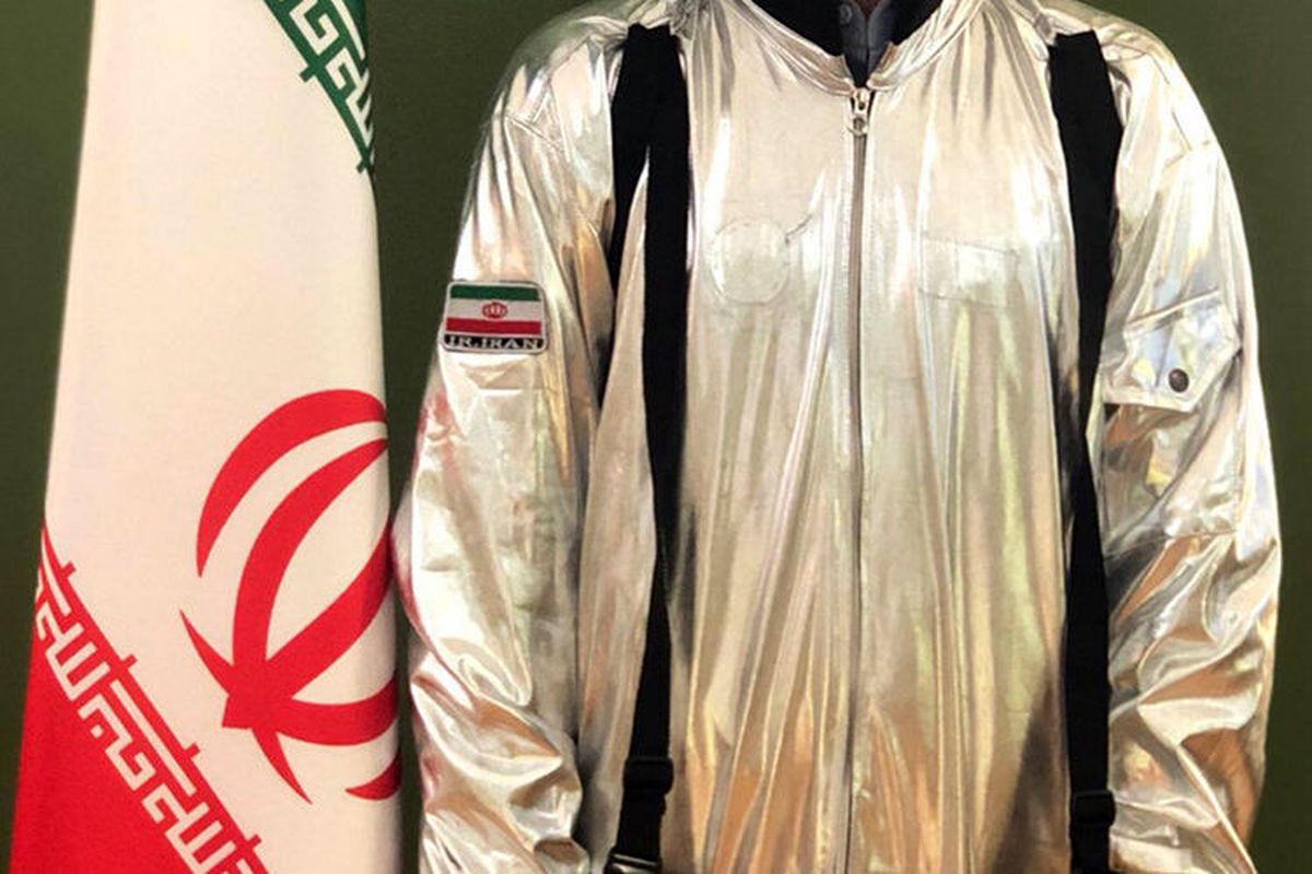 عذرخواهی آذری جهرمی برای انتشار تصویر لباس فضانوردی