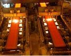 تولید ورقه های مختلف در شرکت فولاد اکسین خوزستان