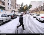 برف و باران و تگرگ 2 روزه/ هشدار هواشناسی