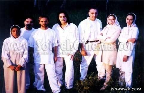علی مصفا ، کتایون ریاحی ، احمد نجفی ، چکامه چمن ماه ، گلشیفته فراهانی