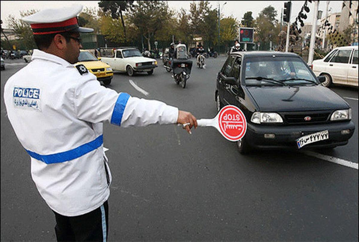 رانندگان موتورسیکلت چه زمانی جریمه میشوند؟