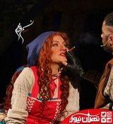 ماجرای ترک سیگار مهناز افشار لورفت + عکس