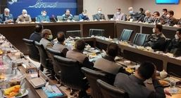 برگزاری کارگروه حمایت قضایی از تولیدکنندگان با حضور مقامات ارشد قضایی استان در مجموعه گل گهر