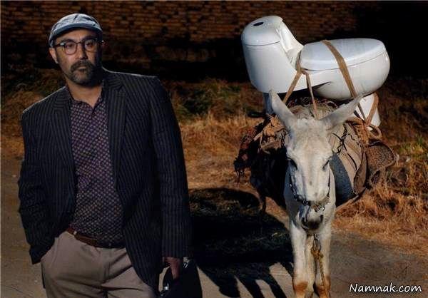 محسن تنابنده در سریال علی البدل