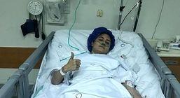 الناز شاکردوست به کرونا مبتلا شد ؟! + عکس روی تخت بیمارستان