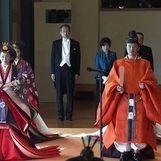 امپراتوری ژاپن تاج گذاری کرد