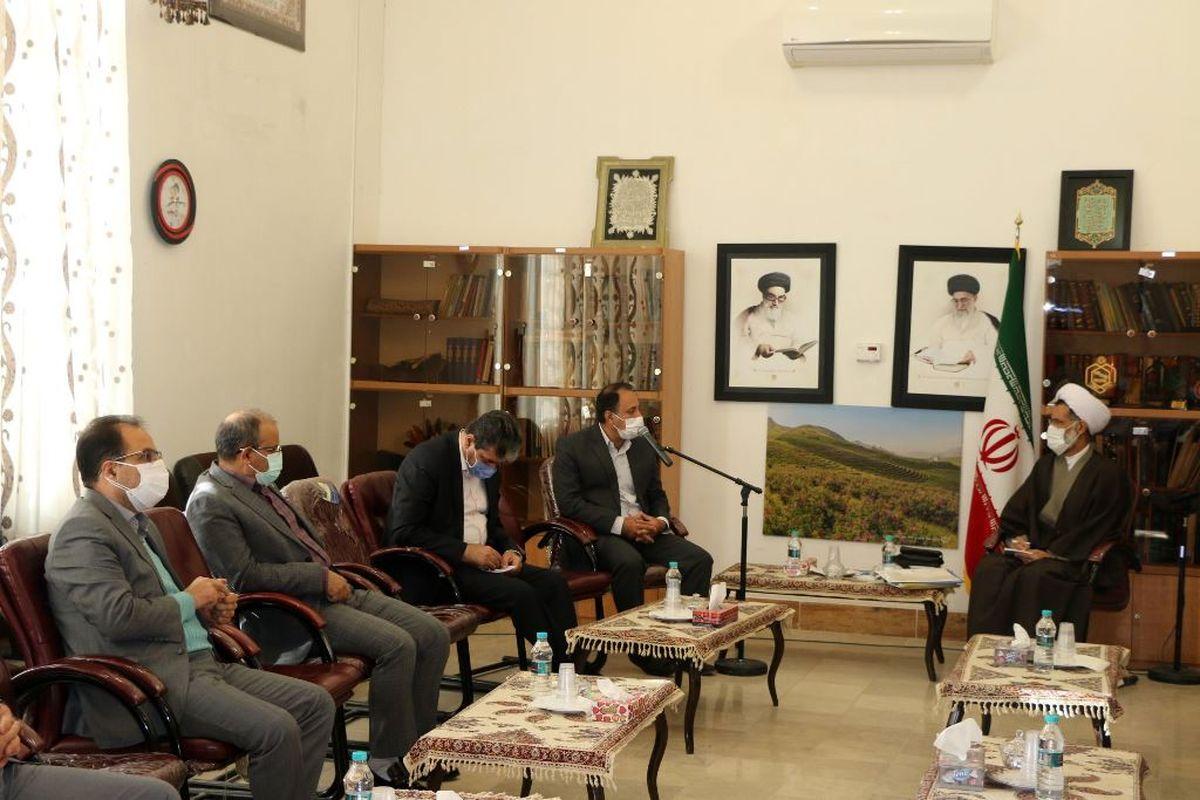 اعلام آمادگی بانک توسعه تعاون به منظور حمایت از ظرفیتهای سرمایهگذاری در استان چهارمحال و بختیاری