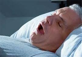 دلیل خروپف در خواب چیست؟