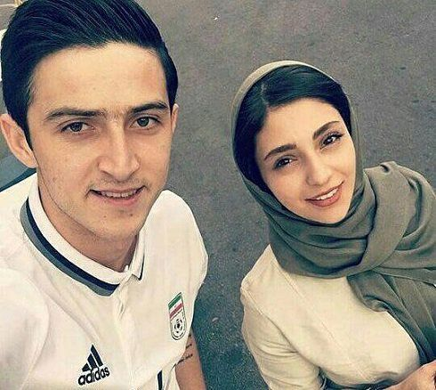 بیوگرافی کامل سردار آزمون ستاره جوان فوتبال ایران + ازدواجش و زندگی شخصی