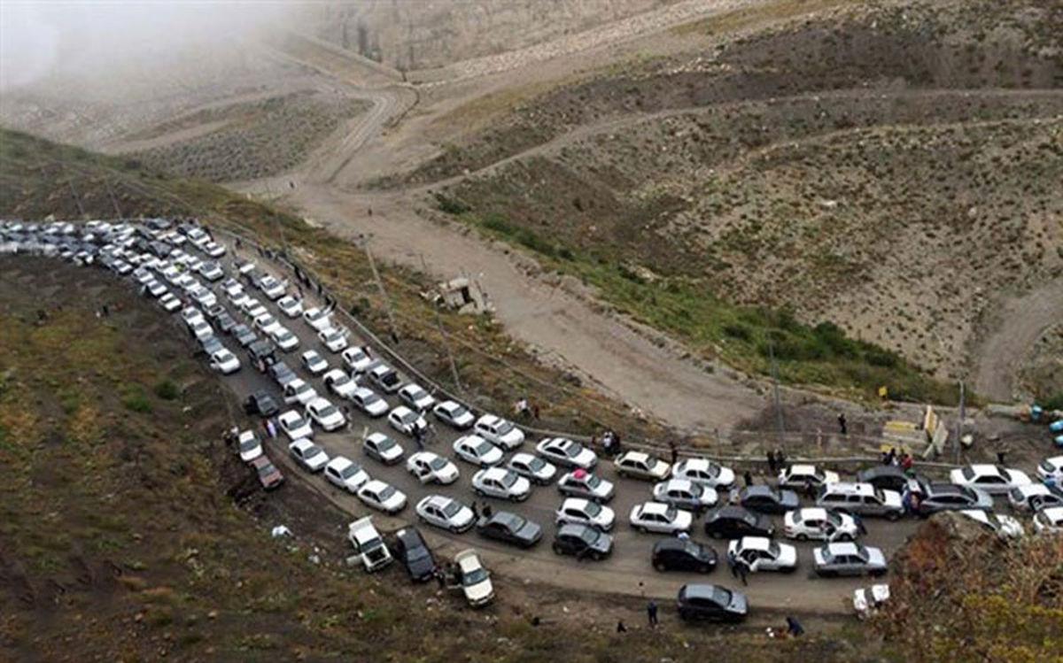 اخرین وضعیت ترافیکی و اب و هوایی جاده ها در تعطیلات خرداد 98