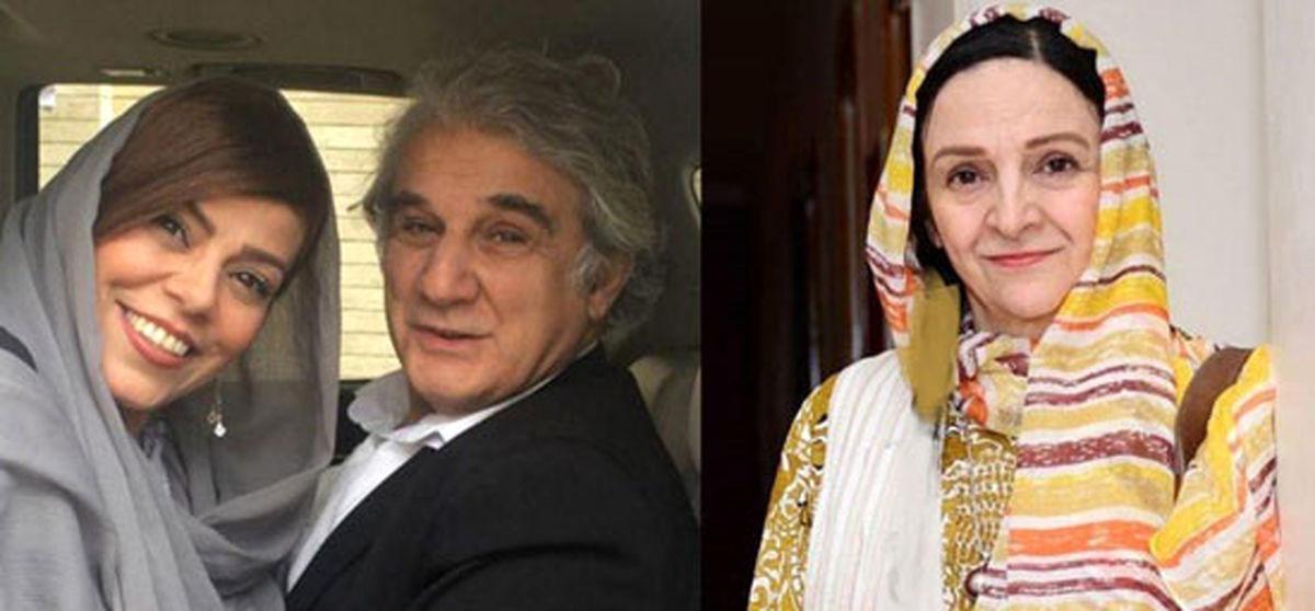 مهدی هاشمی : سال هاست از گلاب ادینه جدا شدم / تنها همسرم  مهرنوش صادقی است