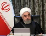 روحانی: «در خانه بمانیم» شعار امسال باشد