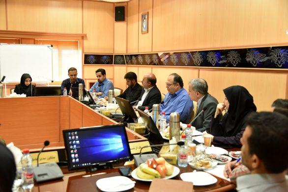 جلسه هم اندیشی کمیته سلامت منطقه ویژه اقتصادی برگزار شد