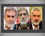 تاکید سردار قاآنی بر تداوم حمایت قاطع ایران از فلسطین