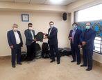 مشارکت بانک رفاه کارگران در تجهیز دانشگاه علوم پزشکی اصفهان