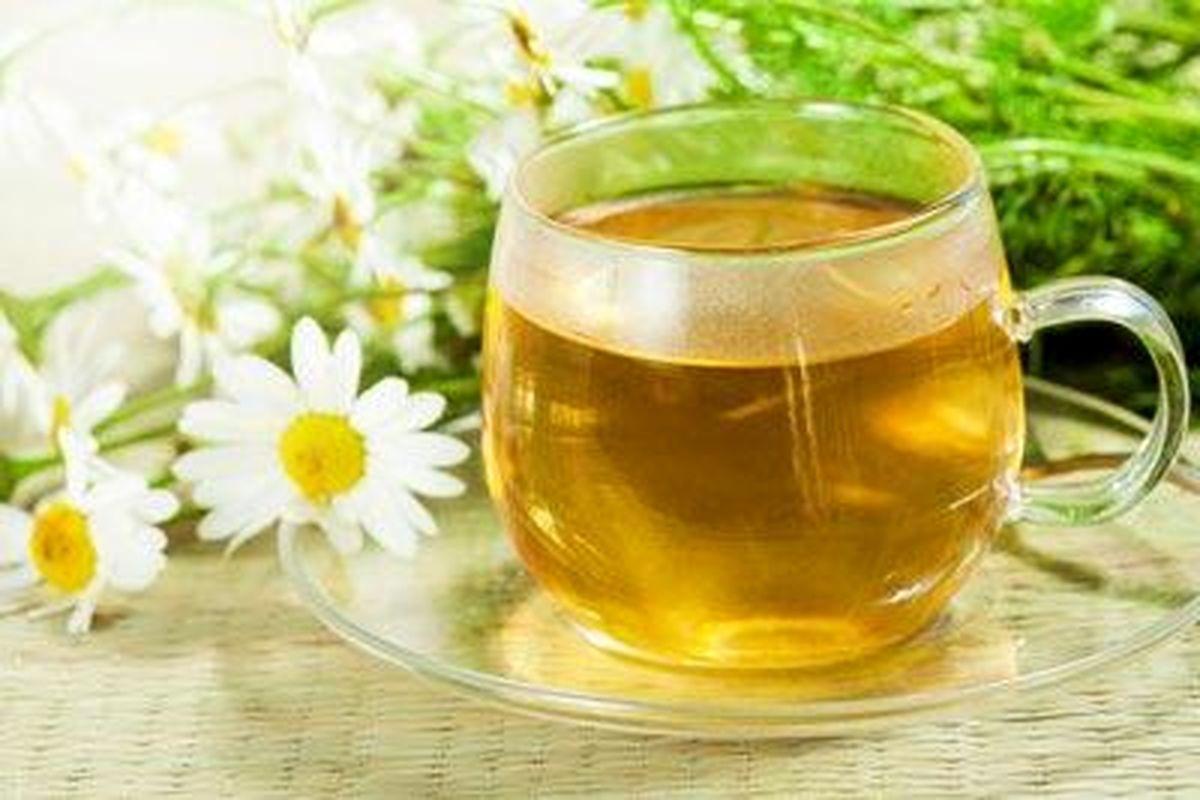 چای بابونه نجات دهنده معده نوزادان و کودکان