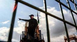 حضور پسران سردار سلیمانی در مرز لبنان و فلسطین