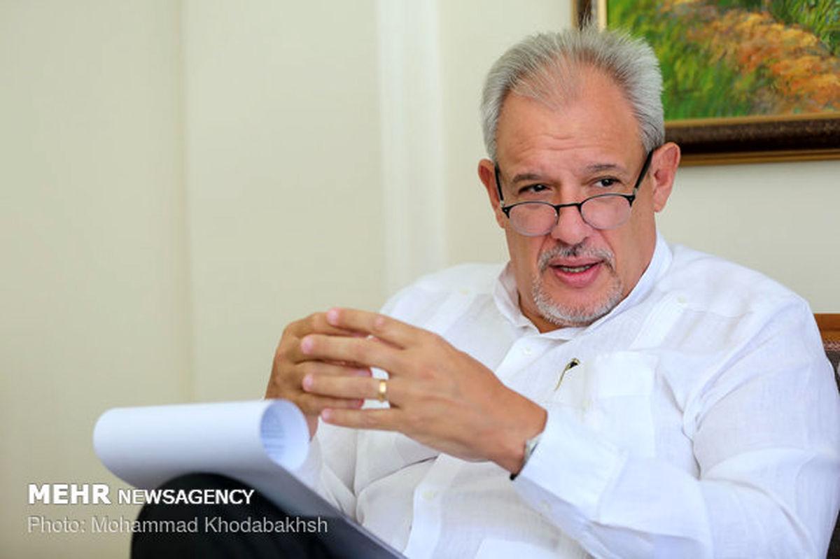 سفیر کوبا:کوبا به دوستانش پایبند است