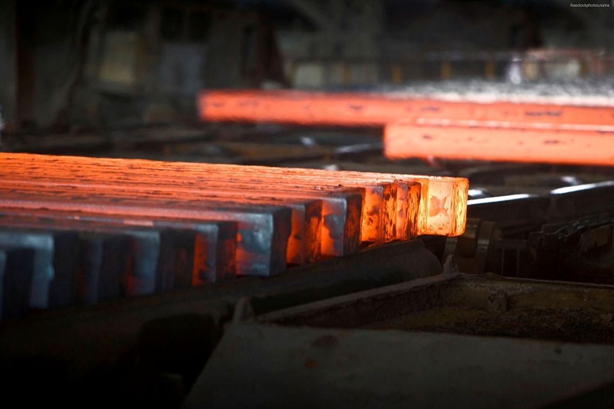روند صعودی تحقق ظرفیت تولید فولاد در خوزستان