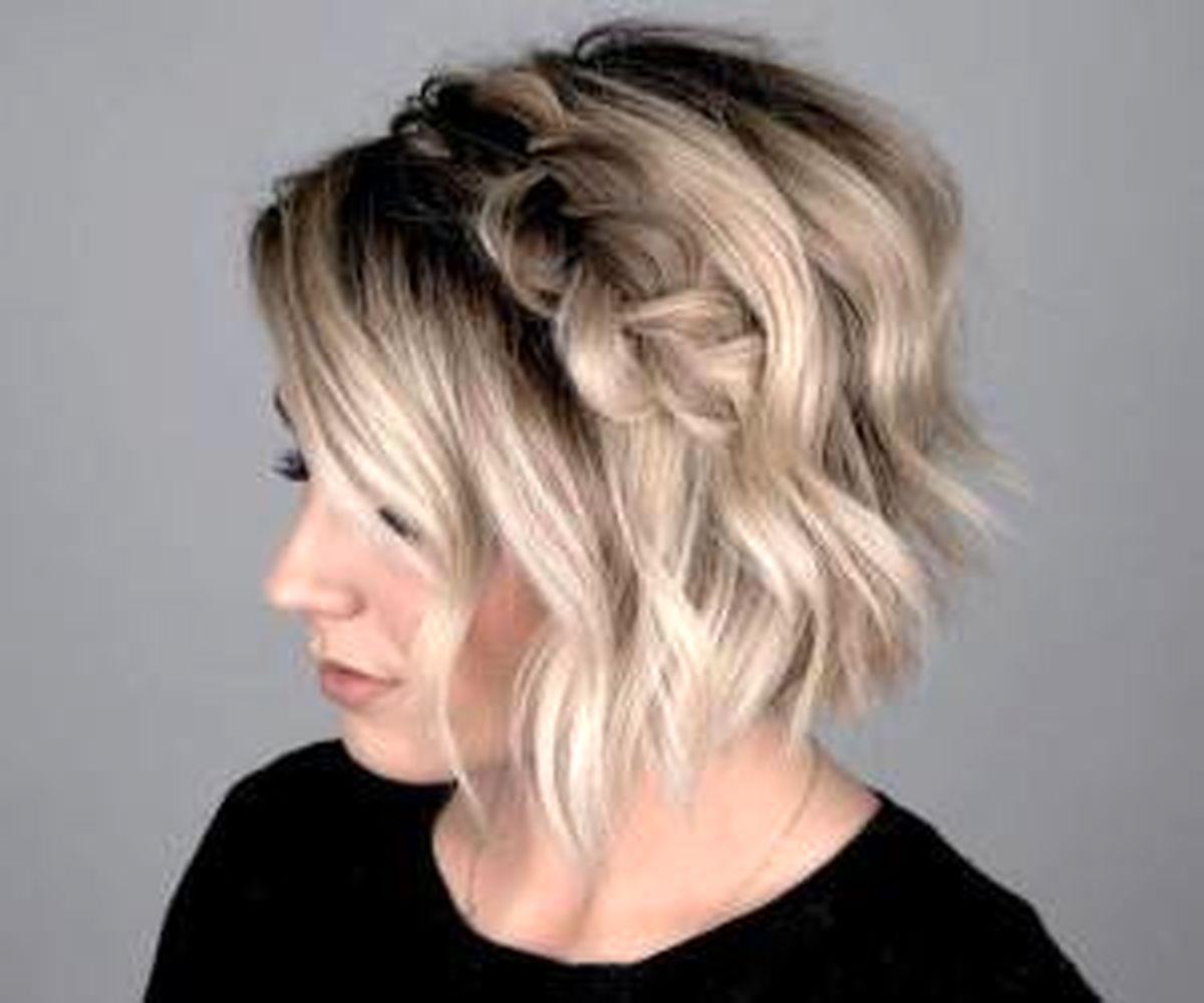 اگر می خواهید جوان تر دیده شوید از این رنگ مو استفاده کنید