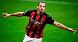 زلاتان ستاره تیم فوتبال میلان به کرونا مبتلا شد