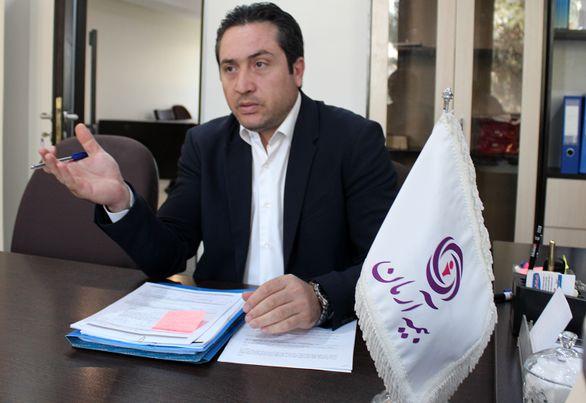 غلامرضا مددی بعنوان سرپرست معاونت مالی و سرمایه گذاری شرکت بیمه آرمان منصوب گردید