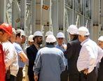 بازدید مدیرعامل شرکت مس از روند پیشرفت پروژه معدن مس درآلو