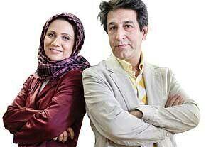 حضور هنرمندان در مراسم خاکسپاری مجید اوجی + فیلم