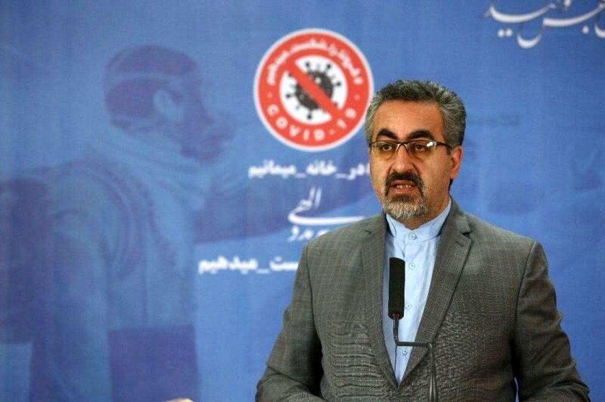 آمار قربانیان کرونا در ایران امروز 29 فروردین