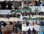 پخت ۵هزار پرس غذا توسط حوزه مقاومت بسیج شرکت پتروشیمی شهید تندگویان