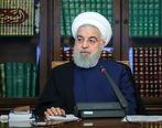 روحانی: صرفهجویی همه دستگاههای دولتی و فروش اموال و املاک مازاد دستگاهها ضروری است