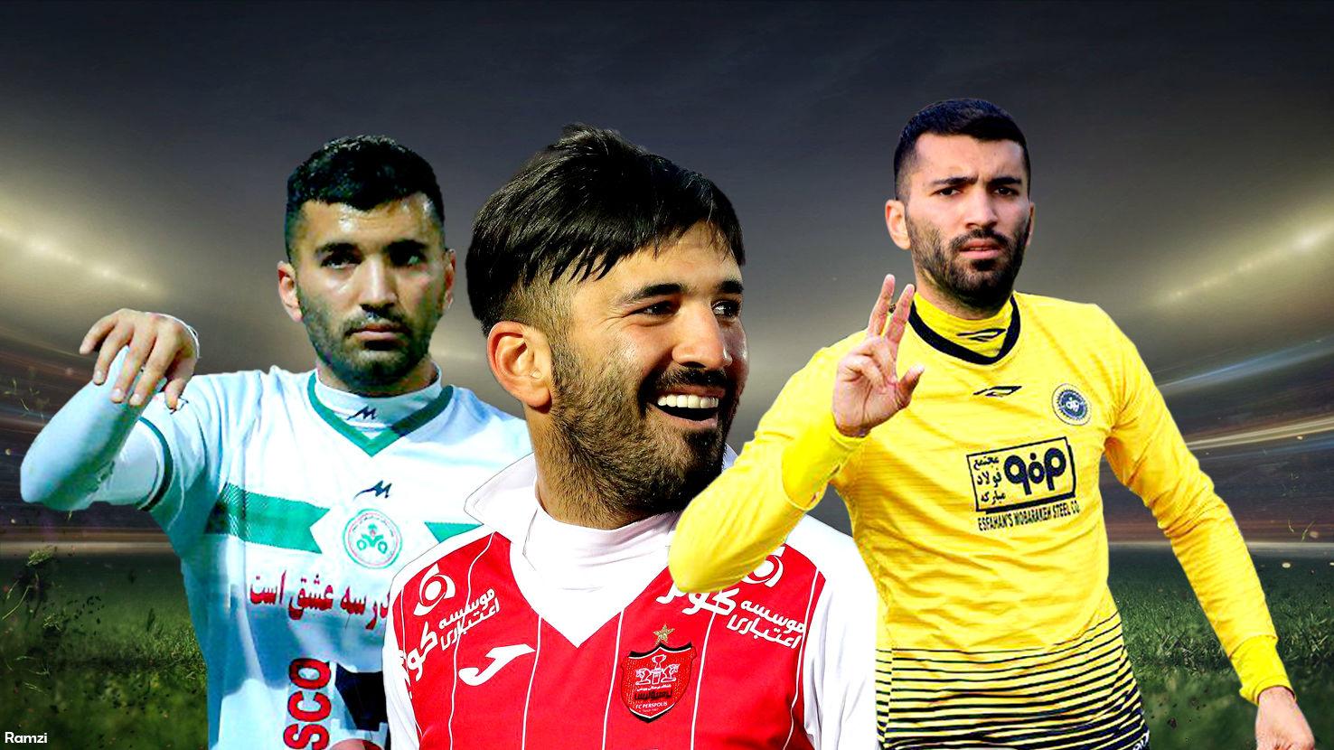 محسن مسلمان برند شوستر فوتبال ایران ! :: ورزش سه
