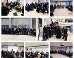 بازدید مدیرعامل بیمه رازی از استانهای قزوین، زنجان و اردبیل