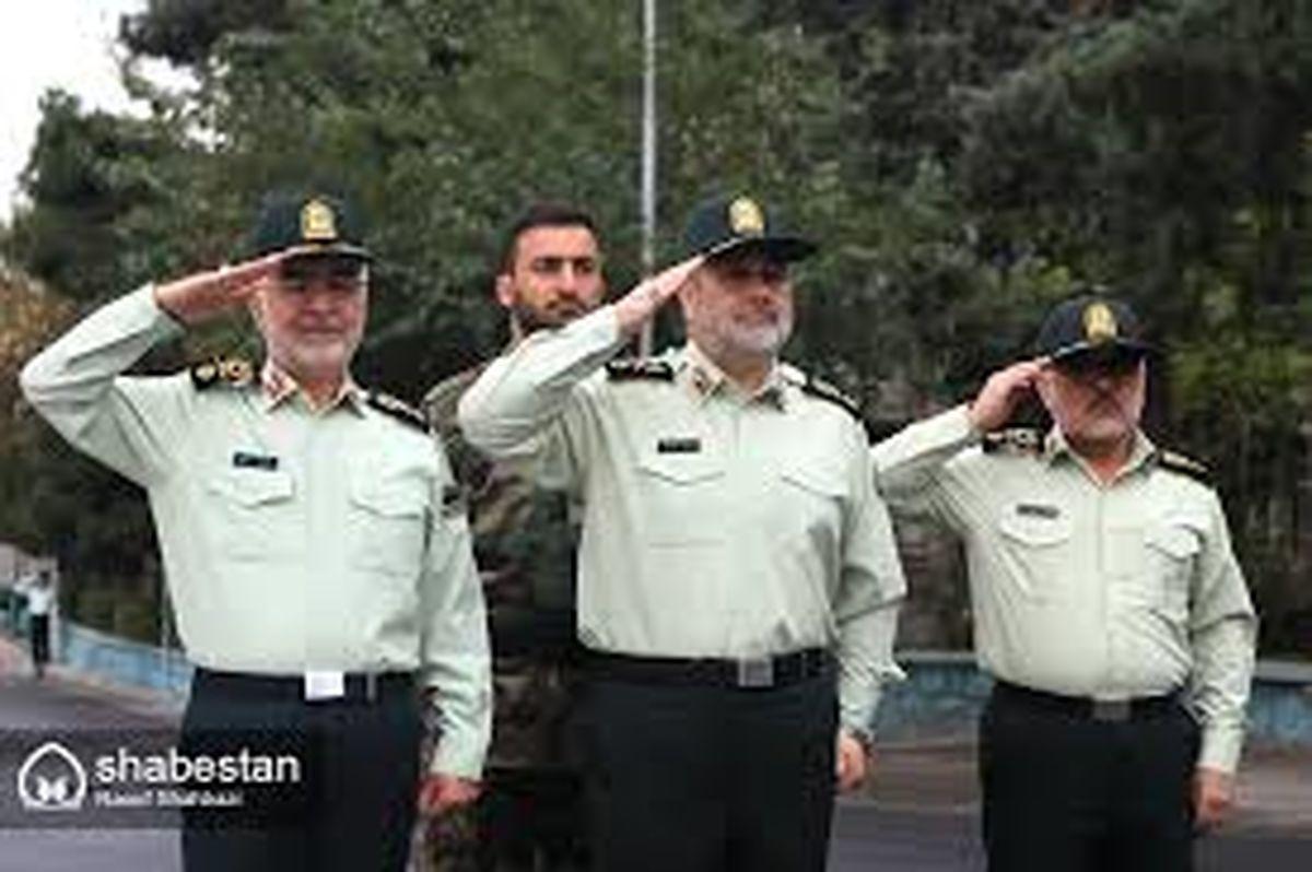 اس ام اس و پیامک های تبریک هفته نیروی انتظامی
