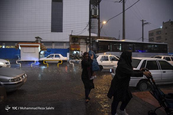 آغاز بارندگی شدید در خوزستان از فردا
