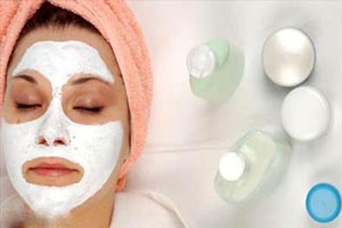 با این ماسک چربی پوست صوتتان را از بین ببرید